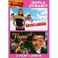 Ártatlanság + Flynn Kalandra született (DVD)