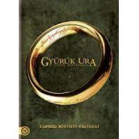 A Gyűrűk Ura - A gyűrű szövetsége (bővített változat) (2 DVD)