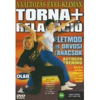 A változás évei - Klimax (Torna+Relaxáció) (DVD)