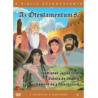A Biblia gyermekeknek - Ótestamentum 8. (DVD)