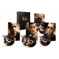 A Keresztapa trilógia (4 DVD) *Limitált - Digibook kiadás*