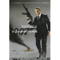 James Bond - A Quantum csendje (DVD)