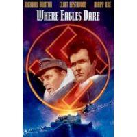 Kémek a sasfészekben (DVD)