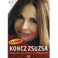 Koncz Zsuzsa - Ki nevet a végén - Koncert az Erkel Színházban (DVD)