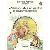 Beatrix Potter sorozat 2. - Röffencs Malac meséje (DVD)