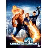 Fantasztikus négyes *Bővített változat* (DVD)