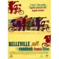 Belleville randevú - Francia rémes (2 DVD)