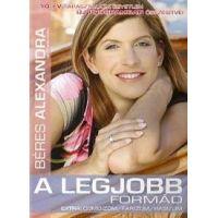 Béres Alexandra- A legjobb formád (DVD)