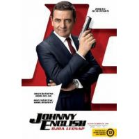 Johnny English újra lecsap (DVD)