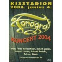 Fonográf - Koncert 2004 (DVD)