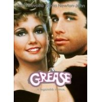 Grease (DVD) *Pomádé*