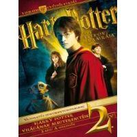 Harry Potter és a Titkok Kamrája - gyűjtői kiadás (3DVD)