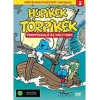 Hupikék törpikék 5. - Törppingáló és Költtörp (DVD)