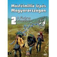 Másfélmillió lépés Magyarországon II. (DVD)