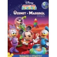 Mickey egér játszótere - Üzenet a Marsról (DVD)