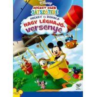 Mickey Egér játszótere - Mickey és Donald nagy léghajóversenye (DVD)