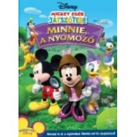 Mickey Egér játszótere - Minnie, a nyomozó (DVD)