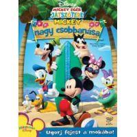 Mickey Egér játszótere - Mickey nagy csobbanása (DVD)