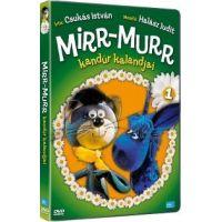 Mirr Murr kandúr kalandjai 1. (ÚJ KIADÁS) (DVD)