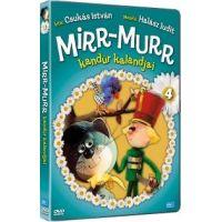 Mirr Murr kandúr kalandjai 4. (ÚJ KIADÁS) (DVD)
