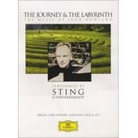 STING - The Journey & The Labyrinth (CD+DVD)