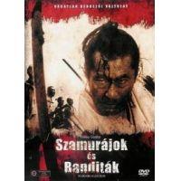 Szamurájok és banditák (DVD)