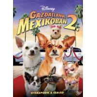 Gazdátlanul Mexikóban 2. (DVD)