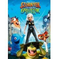 Szörnyek az űrlények ellen (DVD) (DreamWorks gyűjtemény)