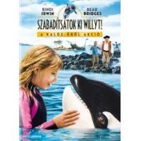 Szabadítsátok ki Willyt!- A Kalóz-öböl akció (DVD)