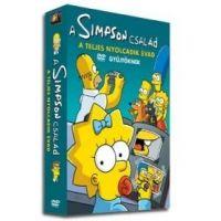 A Simpson család - A teljes 8. évad (4 DVD)