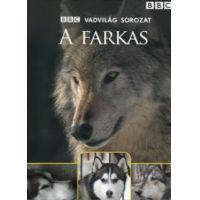 Vadvilág sorozat - A farkas (DVD)