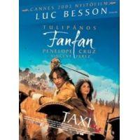 Tulipános Fan-fan (DVD)