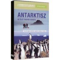 Antarktisz az élet fagyos szigete (DVD)