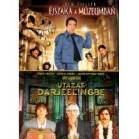 Éjszaka a múzeumban / Utazás Darjeelingbe (DVD)