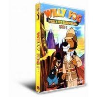 Willy Fog - Utazás a Föld középpontjába 1. (DVD)