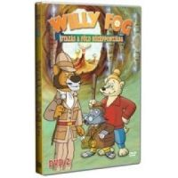 Willy Fog - Utazás a föld középpontjába 2. (DVD)