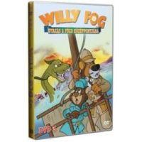 Willy Fog - Utazás a föld középpontjába 3. (DVD)