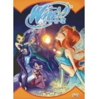 Winx Club 1.évad 4. (DVD)