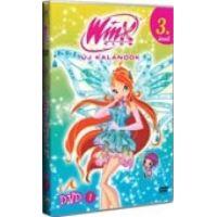 Winx club - 3.évad 1.lemez (DVD)