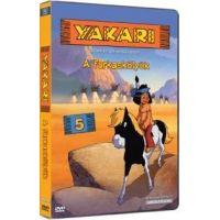 Yakari 5. - A farkaskölyök (DVD)