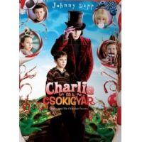 Charlie és a csokigyár (2 DVD)
