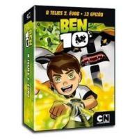 Ben 10 - 2. évad (4 DVD)