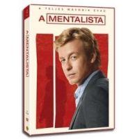 A mentalista - 2. évad (5 DVD)