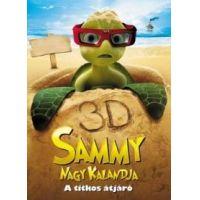 Sammy nagy kalandja - A titkos átjáró - LIMITÁLT 2D + 3D VÁLTOZAT (DVD)