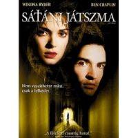Sátáni játszma (DVD)