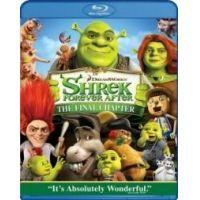 Shrek 4. - Shrek a vége, fuss el véle (Blu-ray)