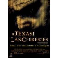 A texasi láncfűrészes (egylemezes változat) (DVD)