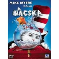 A Macska - Le a kalappal! (DVD)