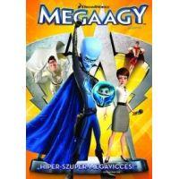Megaagy (DVD) (DreamWorks gyűjtemény)