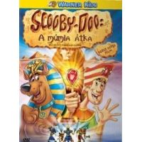 Scooby Doo: A múmia átka (DVD)